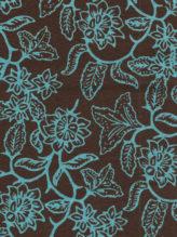 Brown Turquoise - Bunga Teleng