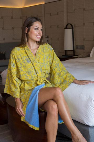 Kimono Towel