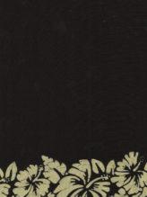 Black Cream Hibiscus 02