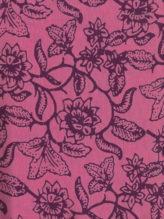 Pink Mulbery Bunga Teleng